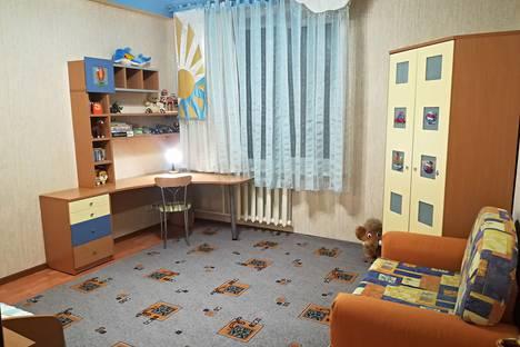 Сдается 3-комнатная квартира посуточно в Иркутске, улица Лермонтова, 81/8.