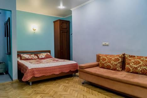 Сдается 1-комнатная квартира посуточно в Железноводске, ул. Ленина 5Е.