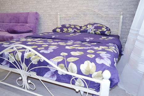 Сдается 1-комнатная квартира посуточно в Чебоксарах, улица Пирогова, 1 корпус 3.