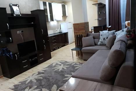 Сдается 2-комнатная квартира посуточно в Бишкеке, улица Токтогула, 214.