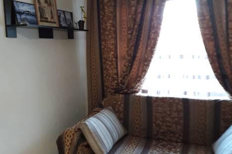 Сдается 1-комнатная квартира посуточно, улица Рыбацкая д. 11.