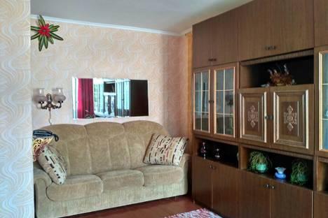 Сдается 2-комнатная квартира посуточно в Лиде, улица Ленинская, 7а.