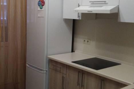 Сдается 1-комнатная квартира посуточно в Краснодаре, улица Петра Метальникова, 11.