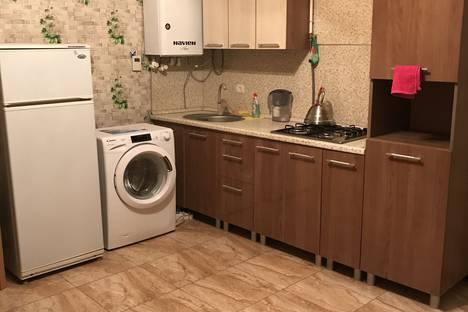 Сдается 1-комнатная квартира посуточно в Цемдолине, Новороссийск, Переулок Звонкий, 9.