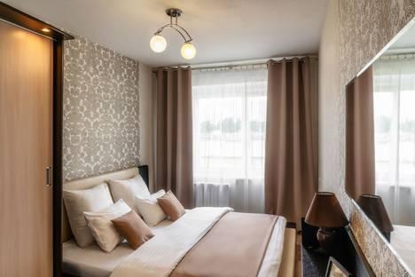 Сдается 3-комнатная квартира посуточно в Бобруйске, улица Западная, 29.