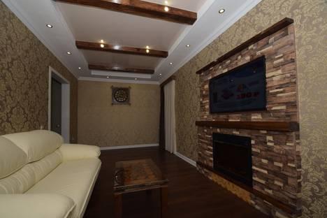 Сдается 2-комнатная квартира посуточно во Владикавказе, улица Пожарского, 11новостройка..