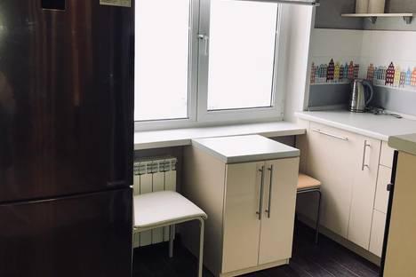 Сдается 2-комнатная квартира посуточно в Красноярске, улица Дубровинского, 54.
