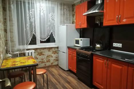 Сдается 1-комнатная квартира посуточно в Орше, улица Семенова, 12а.