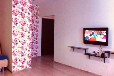Сдается 1-комнатная квартира посуточно в Ростове-на-Дону, переулок Суздальский 19.