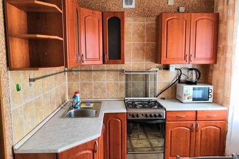 Сдается 3-комнатная квартира посуточно в Омске, проспект Мира, 38В.