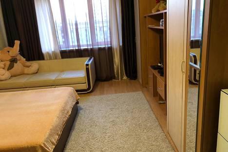 Сдается 2-комнатная квартира посуточно в Железнодорожном, Московская область, Балашиха,Пионерская улица, 7А.