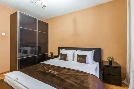 Сдается 2-комнатная квартира посуточно в Москве, улица Введенского, 24 корпус 2.