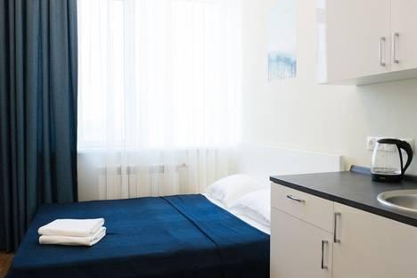 Сдается 1-комнатная квартира посуточно, улица Авиаторов, 21.
