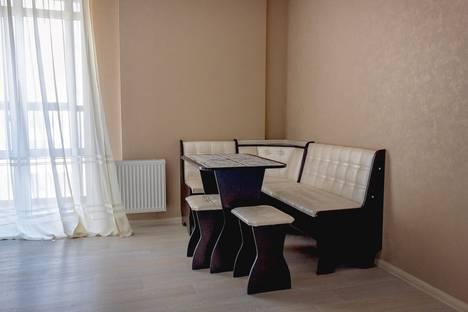 Сдается 2-комнатная квартира посуточно в Волгограде, проспект Маршала Жукова, 110.