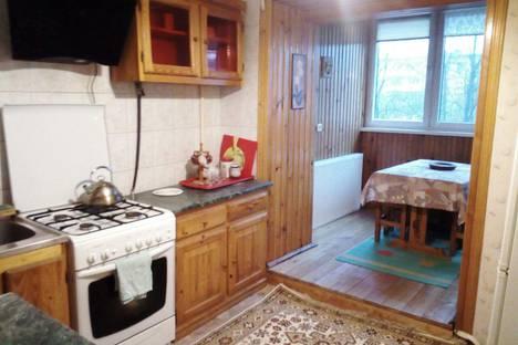 Сдается 3-комнатная квартира посуточно в Бресте, бульвар Космонавтов, 33.