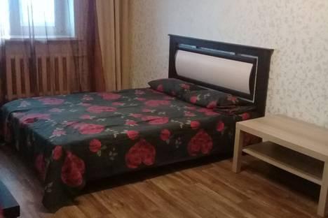 Сдается 1-комнатная квартира посуточно, улица Чернышевского.