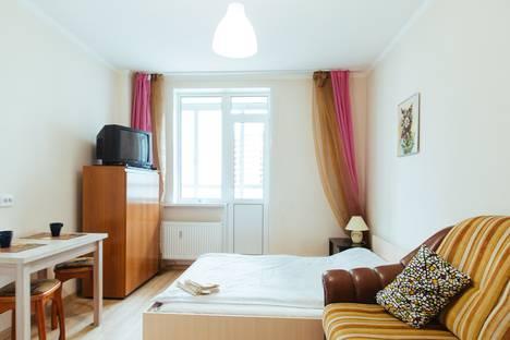 Сдается 1-комнатная квартира посуточно, Санкт-Петербург , Петровский бульвар 12/1.