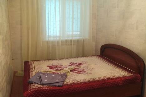 Сдается 3-комнатная квартира посуточно в Астрахани, улица Коммунистическая 54.