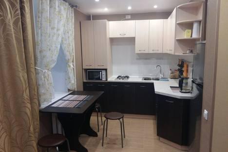 Сдается 1-комнатная квартира посуточно в Печоре, улица Спортивная, 50.
