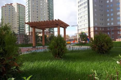Сдается 1-комнатная квартира посуточно в Южно-Сахалинске, проспект Мира, 300.