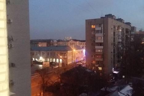 Сдается 1-комнатная квартира посуточно в Ростове-на-Дону, Красноармейская улица, 298/81.