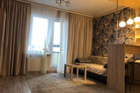 Сдается 1-комнатная квартира посуточно, Кудрово.