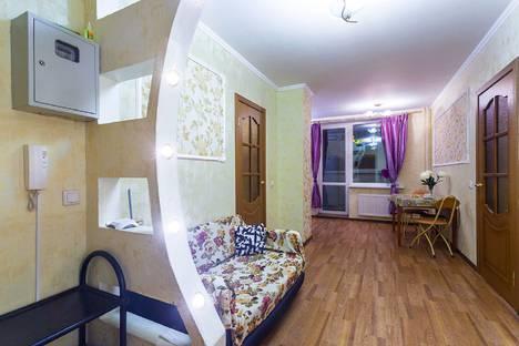 Сдается 1-комнатная квартира посуточно в Санкт-Петербурге, Шелгунова улица д.7 кор 2.