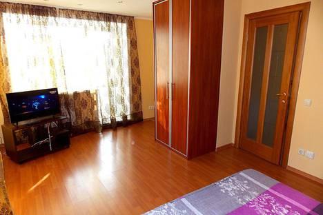Сдается 1-комнатная квартира посуточно в Красноярске, проспект Мира, 111.