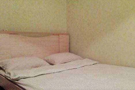 Сдается 2-комнатная квартира посуточно, проспект Ленина, 27.