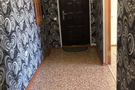 Сдается 2-комнатная квартира посуточно в Шерегеше, улица Дзержинского, 21.