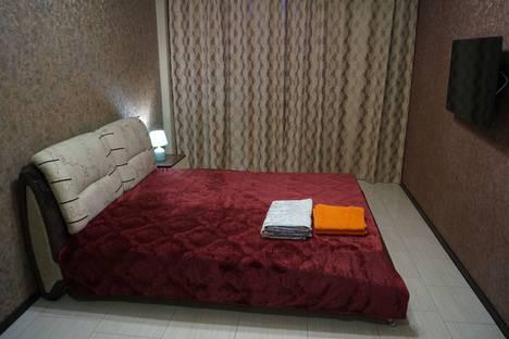 Сдается 1-комнатная квартира посуточно, проспект Ленина, 49.