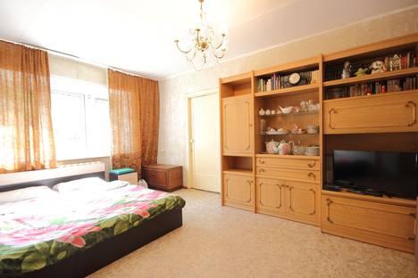 Сдается 1-комнатная квартира посуточно, улица Чайковского, 52.