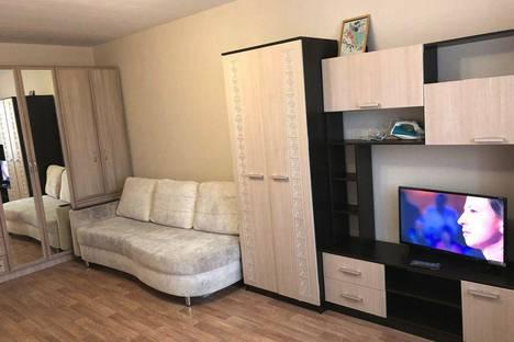 Сдается 1-комнатная квартира посуточно в Челябинске, Новороссийская улица, 118.