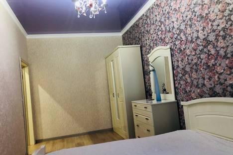 Сдается 1-комнатная квартира посуточно в Нальчике, улица Чернышевского 203.