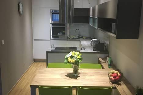 Сдается 3-комнатная квартира посуточно в Праге, V Horkách.