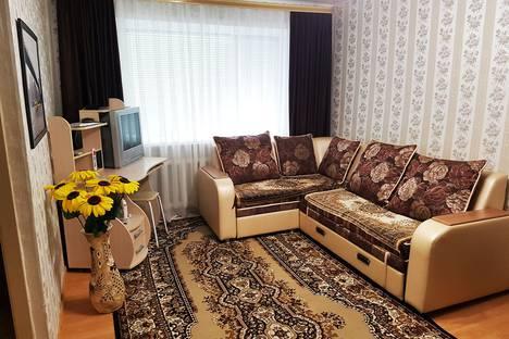 Сдается 1-комнатная квартира посуточно в Мичуринске, улица Полтавская, 52А.