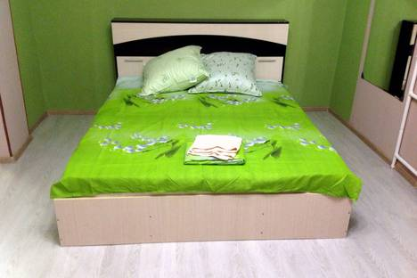 Сдается 1-комнатная квартира посуточно в Уфе, улица Степана Халтурина, 57.