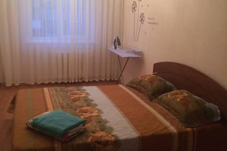 Сдается 2-комнатная квартира посуточно в Братске, Депутатская улица, 41.