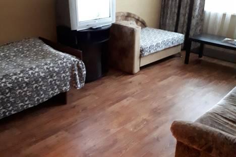 Сдается 2-комнатная квартира посуточно в Набережных Челнах, проспект Сююмбике, 65.