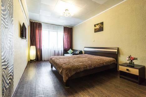 Сдается 1-комнатная квартира посуточно в Омске, улица Серова, 24В.