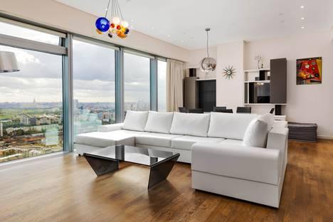 Сдается 2-комнатная квартира посуточно, Пресненская набережная, 8с1.