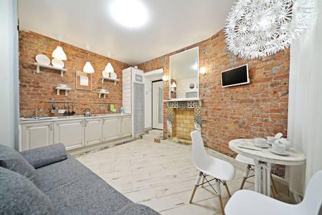 Сдается 1-комнатная квартира посуточно, набережная канала Грибоедова, 113.