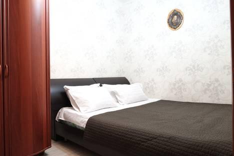 Сдается 1-комнатная квартира посуточно в Туле, Красноармейский проспект, 4.