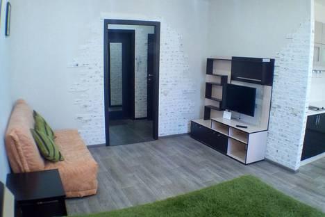 Сдается 1-комнатная квартира посуточно в Волгограде, улица имени Покрышкина 6.