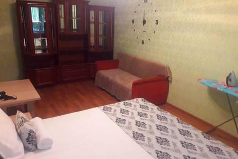 Сдается 1-комнатная квартира посуточно в Талдыкоргане, микрорайон Достык дом22.