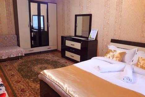 Сдается 1-комнатная квартира посуточно в Талдыкоргане, улица Жансугурова, 73.