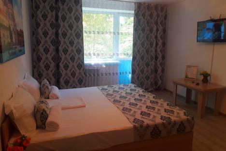 Сдается 1-комнатная квартира посуточно в Талдыкоргане, улица Биржан-сал, 89.