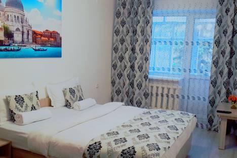 Сдается 1-комнатная квартира посуточно в Талдыкоргане, улица Шевченко, 134.