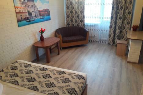 Сдается 1-комнатная квартира посуточно в Талдыкоргане, улица Шевченко, 127.