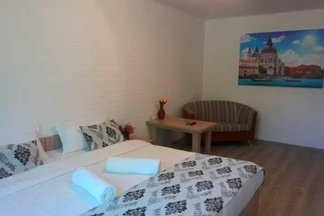 Сдается 1-комнатная квартира посуточно в Талдыкоргане, улица Казахстанская, 108.